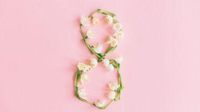 هشتم مارس روز جهانی زن گرامی باد